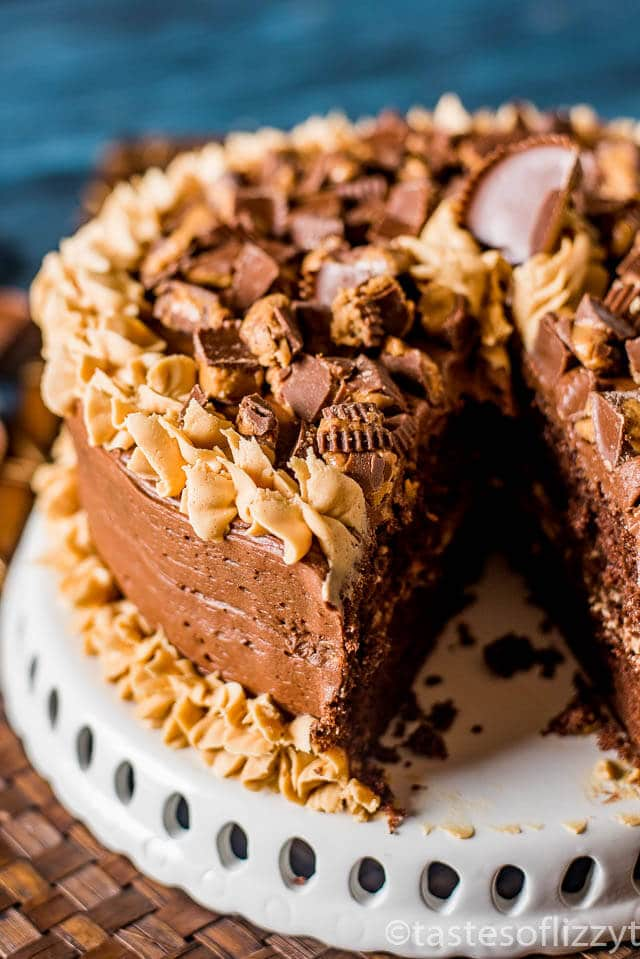 New Cook Recipe Peanut Butter Cake