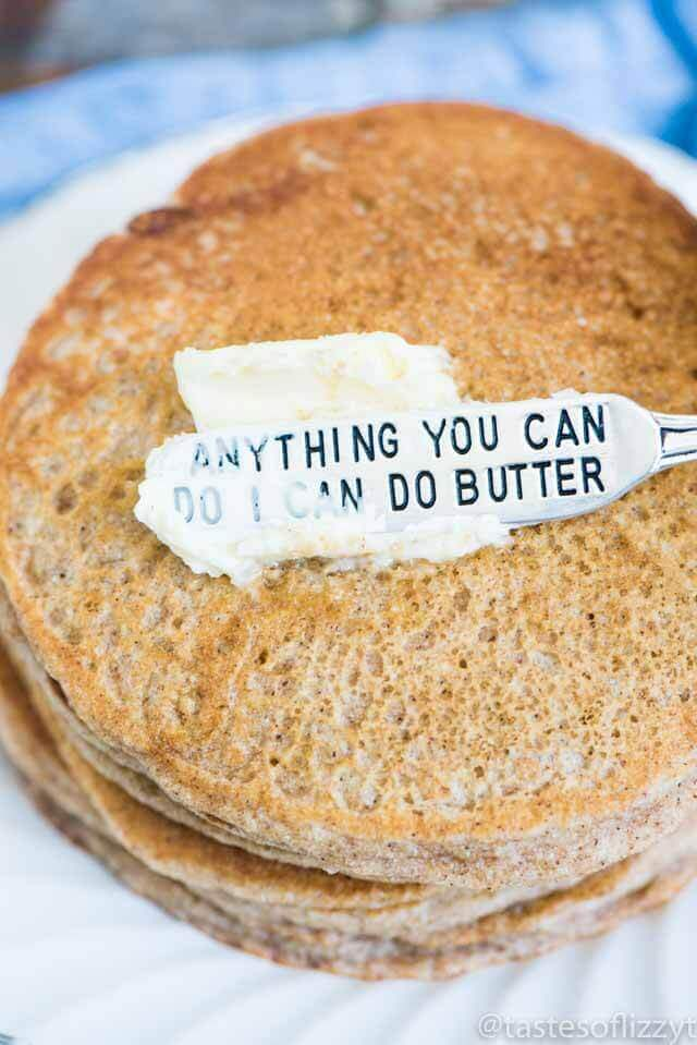 Buckwheat Pancakes recipe makes the best fluffy, nutty flavored pancakes to start your morning right.