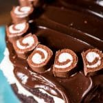Layered Ho Ho Cake