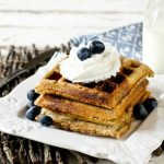 Hearty Whole Grain Waffles