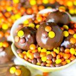 Reese's Peanut Butter Oreo Truffles