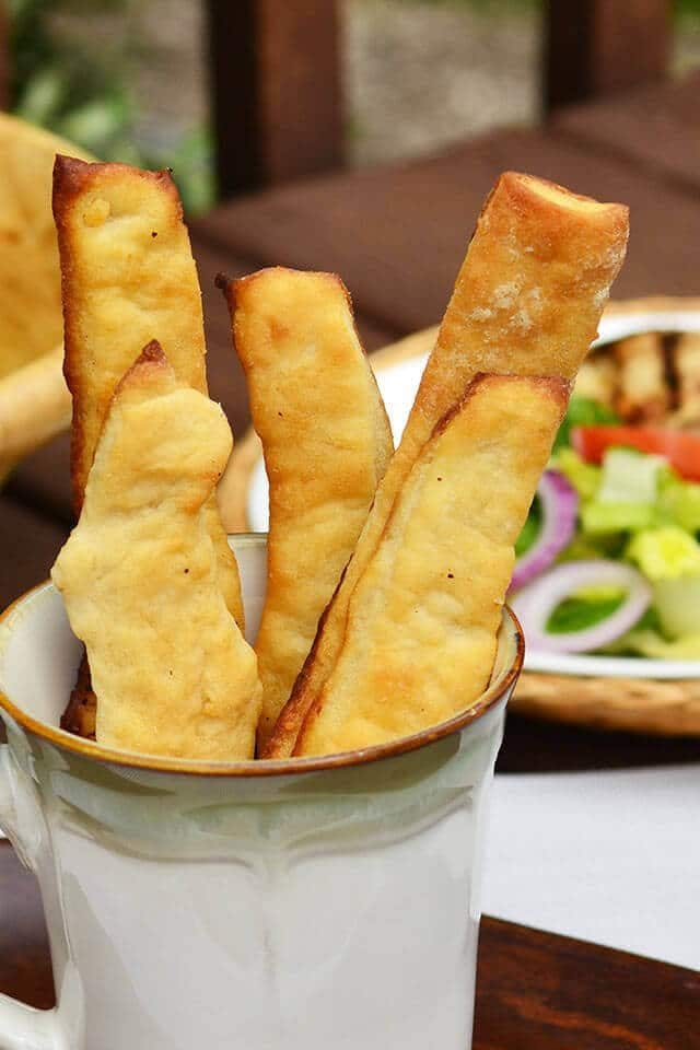 butter dips biscuits breadsticks recipe