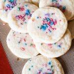Chewy Sugar Cookies {Pillsbury Copycat Recipe}