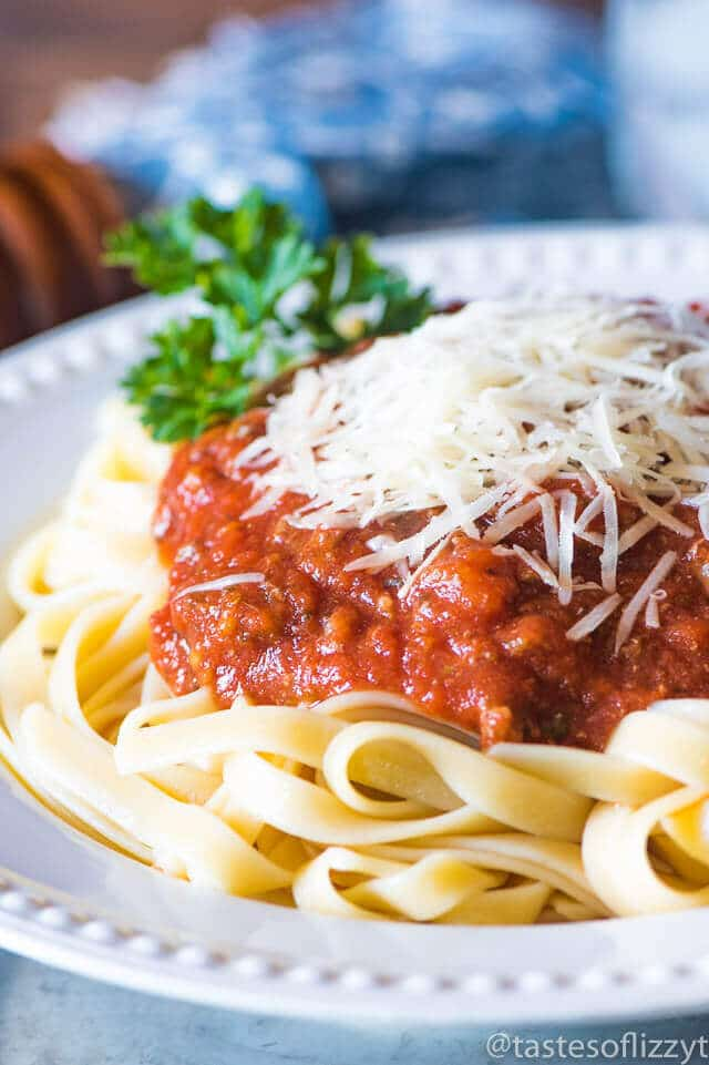 Homemade Spaghetti Sauce Recipe Healthy And No Sugar Added