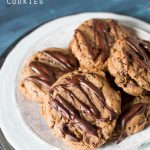 Reese's Chocolate Peanut Butter Cookies