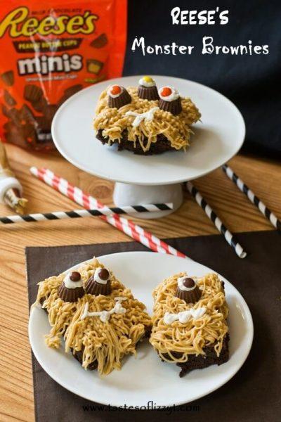 Reese's Monster Brownies