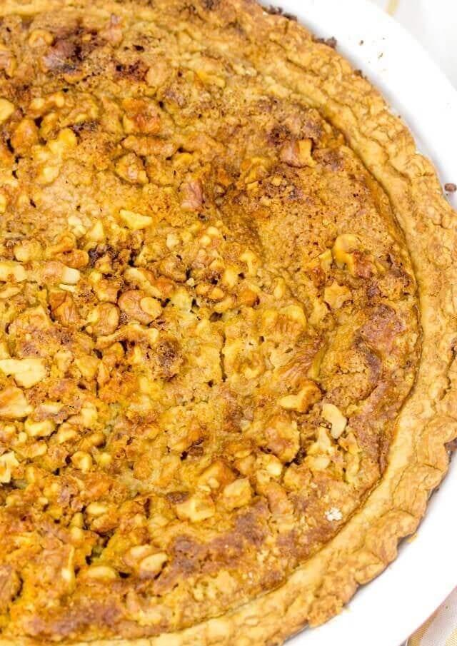 Pumpkin Crumb Pie {Easy Thanksgiving Pie Recipe with ...