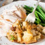 Grandma's Thanksgiving Turkey Stuffing