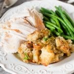 traditional turkey stuffing without sausage