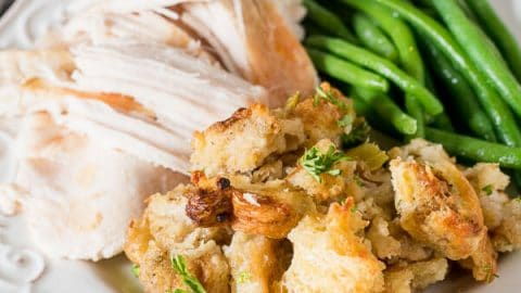 Grandmas thanksgiving turkey stuffing long time family recipe forumfinder Image collections