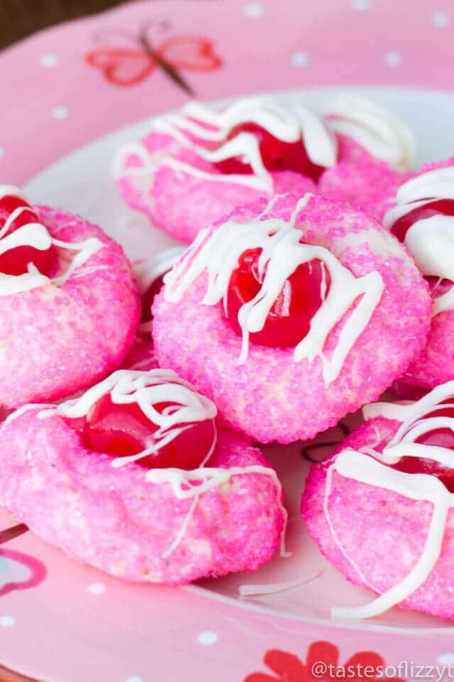 cherry-cookies