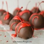 Amish Chocolate Covered Cherries