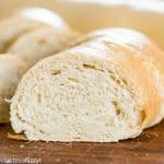 slices of cool rise italian bread