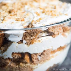 Carrot Cake Trifle - Easy Dessert Recipe