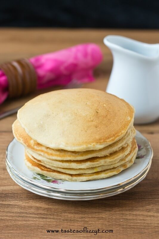 Peanut butter and jelly pancakes the classic sandwich turned into a peanut butter and jelly pancakes the classic sandwich in yummy pancake form ccuart Images