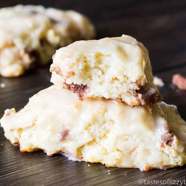Cinnamon Chip Scones Recipe