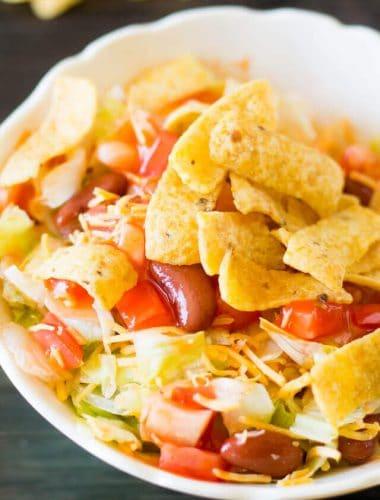 Frito Taco Salad Recipe