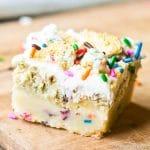 Funfetti Truffle Bars Recipe