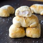 Cinnamon Cream Cheese Pastry Puffs
