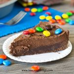 Chocolate Shortbread w/ Chocolate Buttercream Frosting {Dessert Recipe}