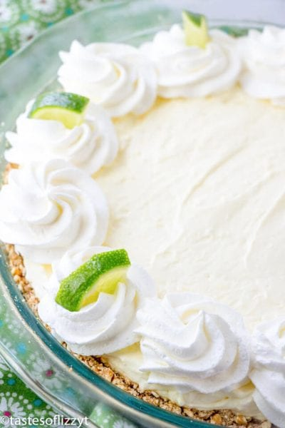 Creamy Lime Pie