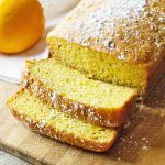This Orange Yogurt Quick Bread is low in fat and has no refined sugar, but is full of amazing orange flavor.