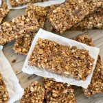 Paleo Nut Energy Bars