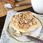 Maple Pecan Sticky Buns are swirled with cinnamon, drenched with maple syrup and topped with pecans and a maple syrup glaze. Serve these to your family for breakfast or give them as a gift this holiday season.