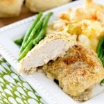 Paleo Baked Chicken Recipe {Easy Gluten Free Chicken Dinner Idea}