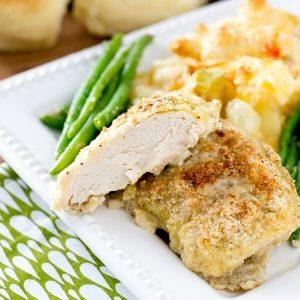 Paleo Baked Chicken Recipe {Easy Gluten Free Chicken Dinner Idea}