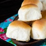Homemade Brown 'n Serve Rolls