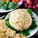 Garlic Lover's Cheese Ball