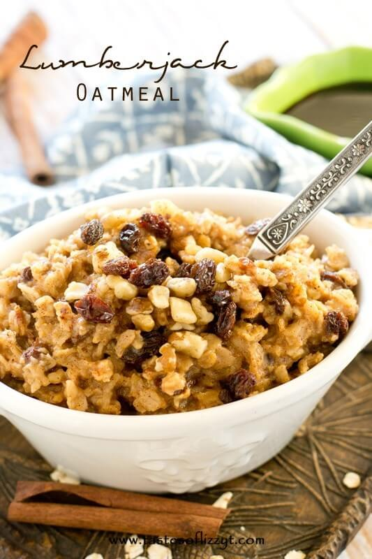 lumberjack-oatmeal #MyOatsCreation #collectivebias #ad