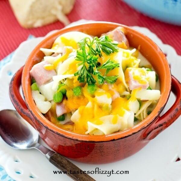 ham-noodle-soup