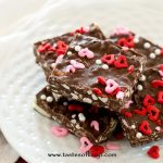Triple Chocolate Crunch Bars