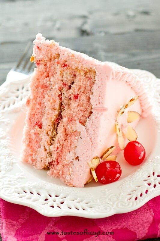 cherry cake recipes from scratch. Black Bedroom Furniture Sets. Home Design Ideas