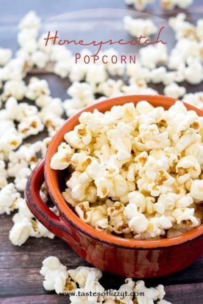 Honeyscotch Popcorn