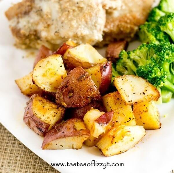 how to make seasoned potatoes