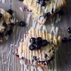 Blueberry Coconut Bars Recipe