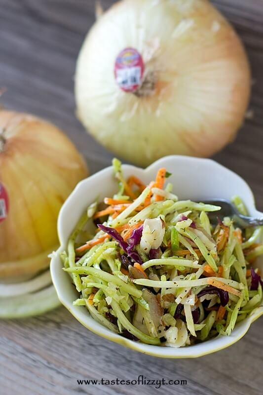 recipe: broccoli slaw salad paleo [4]