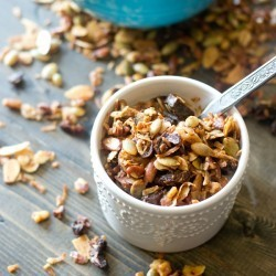 Paleo Granola Recipe