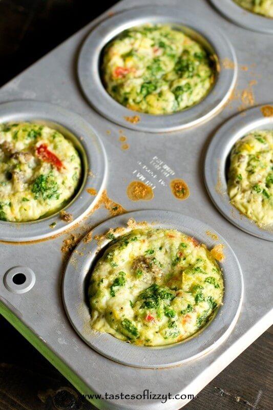 Paleo Sausage Egg Muffins Recipe 3