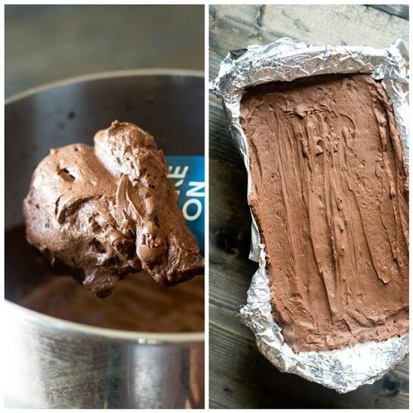 Triple Chocolate Frozen Dessert 13