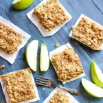 ... Whole Wheat Pie Crust Plum Turnovers Blueberry Crumble Bars Apple