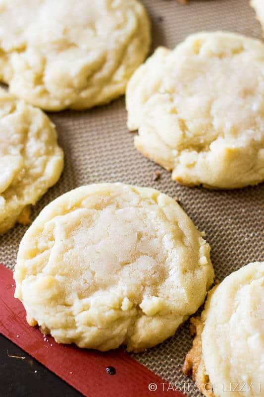... bakery-style sugar cookies. It's the best sugar cookie recipe around