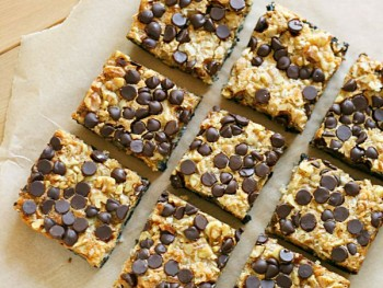 Pumpkin Spice Oreo Magic Cookie Bars