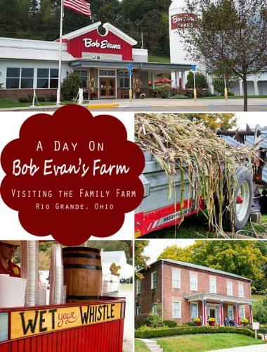 Visit Bob Evans Farm in Rio Grande, Ohio. Original home of Bob and Jewell Evans, Adamsville.