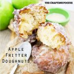 how to make homemade apple fritters