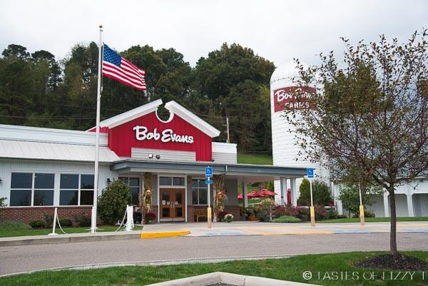 Visiting Bob Evans' Farm in Ohio
