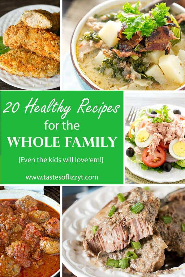 Charming Family Friendly Healthy Recipes / Whole30 Recipes / Paleo Recipes / Healthy  Recipe Ideas / Family